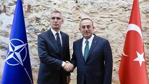 NATO Genel Sekreteri Stoltenberg Dolmabahçede
