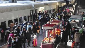 Çinden Avrupaya gidecek ilk yük treni 5 Kasımda Türkiyede