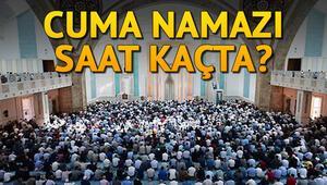 Ankara Cuma namazı saat kaçta Ankara cuma namazı saati