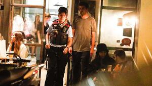 Ünlü futbolcunun başı polis ile derde girdi