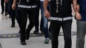 Barış Pınarı Harekatını protesto etmeyi planlayan 8 şüpheli gözaltına alındı