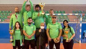 Çankayalı sporcular Türkiye Şampiyonu oldu