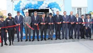 Bafrada hayırsever tarafından yaptırılan okul açıldı
