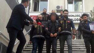 İstanbulda akılalmaz hırsızlık Çaldıkları otomobili satıp, tekrar çaldılar