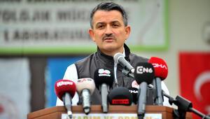 Bakan Pakdemirli: Türk ve Kürt kardeşliğinin önüne hiçbir şey geçemez