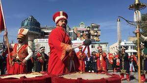 Erzurumdan Barış Pınarı Harekatına katılan askerler için dua