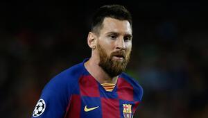 Lionel Messiye ömürlük sözleşme