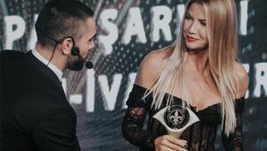 Altın Zambak Ödülü İvana Sert'in