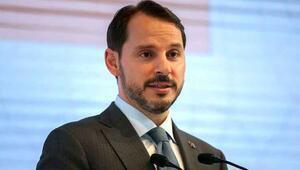 Hazine ve Maliye Bakanı Berat Albayrak basın açıklaması yaptı