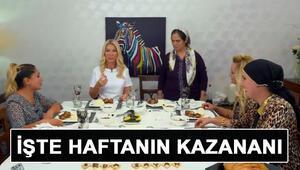 Seda Sayan ile Yemekteyizde birinci kim oldu İşte 7 11 Ekim haftası Yemekteyiz kazananı