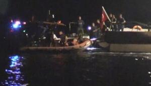 Son dakika... Bodrumda denizde kayıp 3 kişi aranıyor