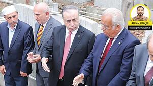 Galatasarayda yüksek gerilim