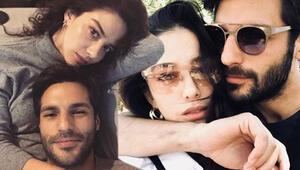 Özge Gürel ile Serkan Çayoğlu evlilik yolunda ilk adımı attı