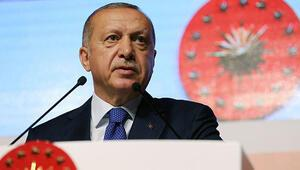 Cumhurbaşkanı Erdoğandan Ankaranın başkent oluşunun 96. yıl dönümü mesajı