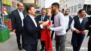 Bahçelievler Belediyesi'nden 'Barış Pınarı Harekatı'na destek