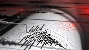 Son dakika... Akdenizde 3.7lik deprem