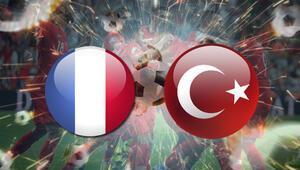 Fransa-Türkiye maçı hangi kanalda, saat kaçta Milli maç ne zaman