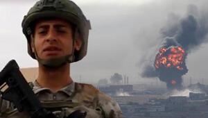 Komandonun mesajı: Tüm terörist unsurları temizleyeceğiz