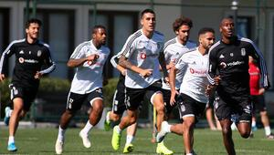 Beşiktaşta Ankaragücü mesaisi sürüyor