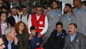 Trabzonspordan Kurtarmak bizim kanımızda var kampanyasına destek