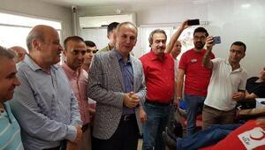 Gazetecilerden Barış Pınarı Harekatına destek