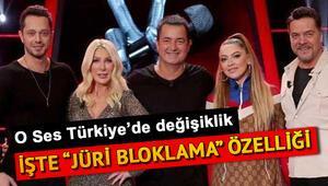 O Ses Türkiyede bloklama özelliği nedir İşte O Ses Türkiyenin format değişikliği