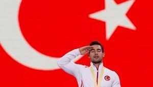 Bu madalyayı şanlı Türk ordumuza armağan ediyorum