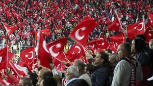 40 bin Türk alarmı