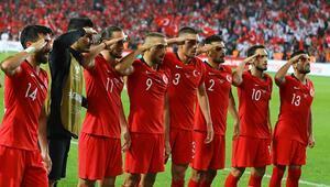 UEFAdan ilginç açıklama: Asker selamını soruşturacağız