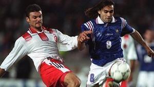 Fransa ile 6. kez karşılaşacağız İlk maç 1996daydı ve...