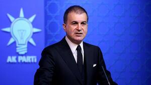 AK Partili Ömer Çelik: Akıncının açıklamalarını kınıyoruz