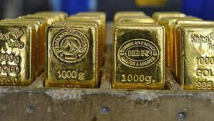 Küresel fonlar, altın yatırımında rekor kırdı