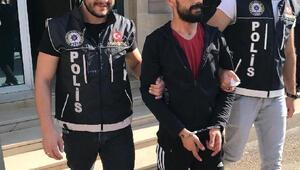 Mustafakemalpaşada uyuşturucu operasyonunda 1 kişi tutuklandı