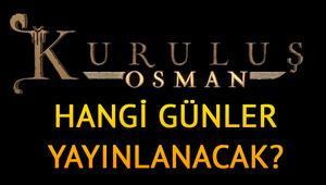 Fragmanı yayınlanan Kuruluş Osman ne zaman ve hangi günler yayınlanacak