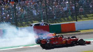 Ferrari pilotu Leclerce 15 saniye ceza