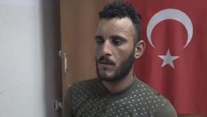 MSB paylaştı Teslim olan terörist örgütün gerçek yüzünü anlattı...
