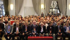 Eskişehirsporda Osman Taş yeniden başkan