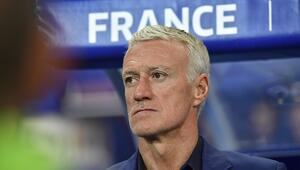 Didier Deschamps: Türkiye ateşle oynayan bir takım