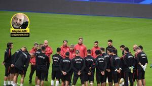 Haydi Türkiye EURO 2020 yolunda bir zafer daha...