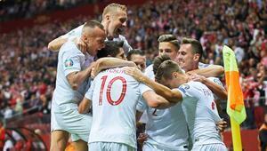 Polonya, EURO 2020 finallerine katılmayı garantiledi