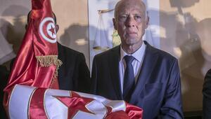 Tunusta yeni Cumhurbaşkanı Kays Saidin ilk mesajı