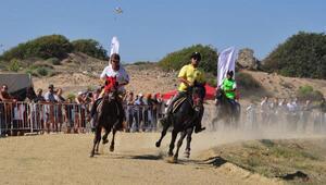 Manavgat at yarışlarında Haskaya birinci