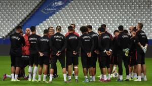 Milli Takım Fransa maçına hazır