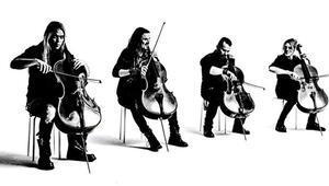 Apocalyptica 3 konser için Türkiyede