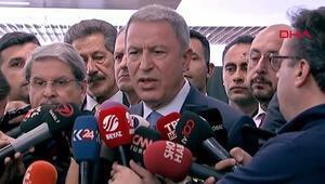 Milli Savunma Bakanı Akar açıkladı: Resulayn ve Tel Abyad kontrolümüz altında