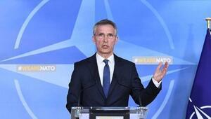 NATO Suriyedeki gelişmelerden memnun