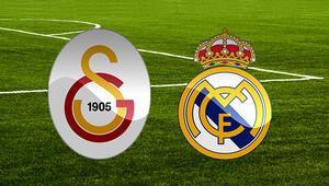 Galatasaray Real Madrid maçı ne zaman saat kaçta hangi kanalda Biletler çıktı mı