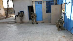 Son dakika: Tel Abyadtaki o hapishanenin görüntüleri ortaya çıktı