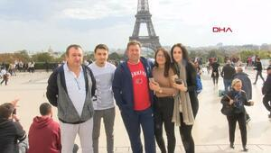 Millilere Stade De Franceta büyük destek