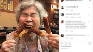 90 yaşından sonra keşfetti! Sosyal medyada olay oldu...